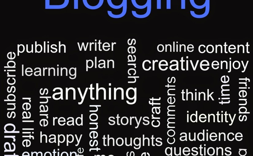 Why don't I blog more???