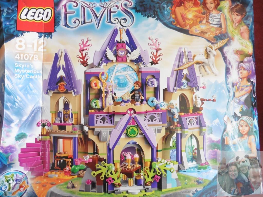 Skyra;s Mysterious Sky Castle