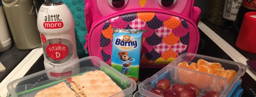 Help back to school Lunches
